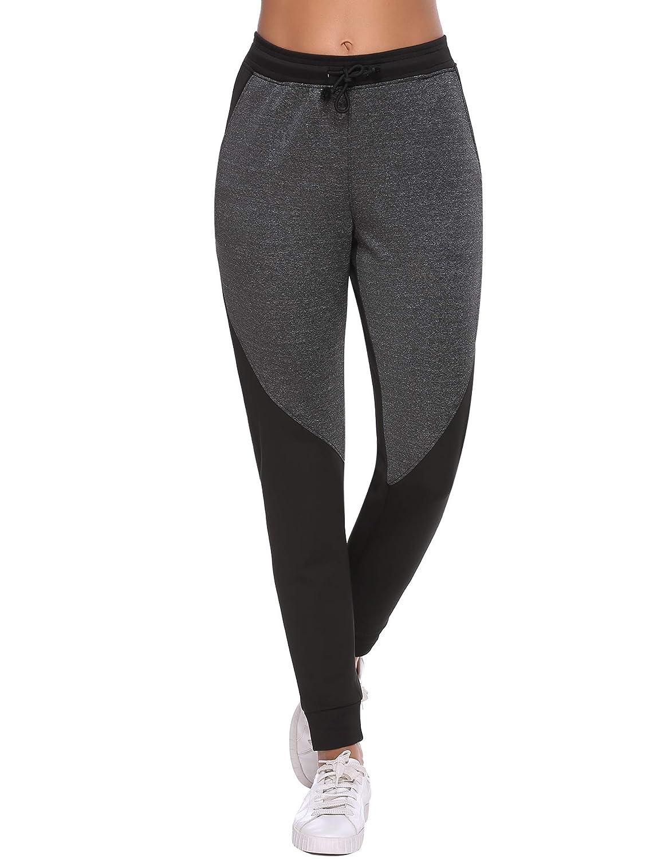 Sykooria Donna Capri Leggings Pantaloni da Yoga Donna Alta Vita