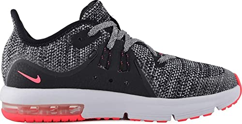 Nike Air Max Sequent 3 (PS), Scarpe da Fitness Bambina