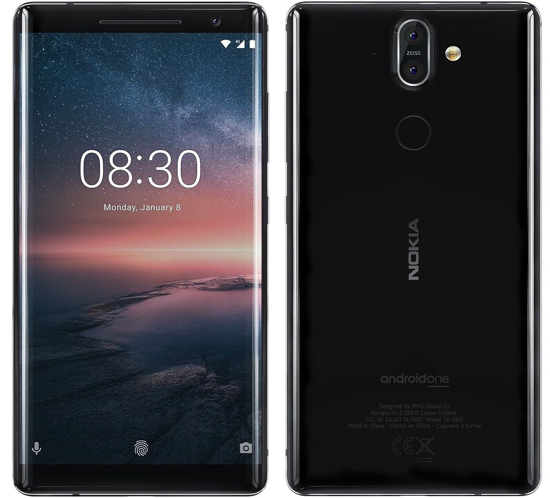 Nokia 8 sirocco dual sim