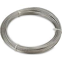 WINDHAGER Cable de Acero Inoxidable Montaje y tensado