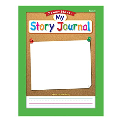 Essential Learning Products Grade 2 Story Journal Aid: Toys & Games