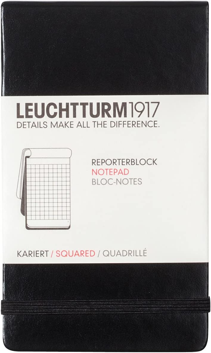 Pencil Ruled Sheets Reporters Notepad Um... Tiger 1 x A6 Police Style Notebook