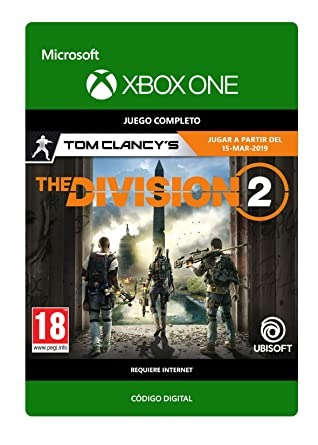 Tom Clancy S The Division 2 Standard Edition Xbox One