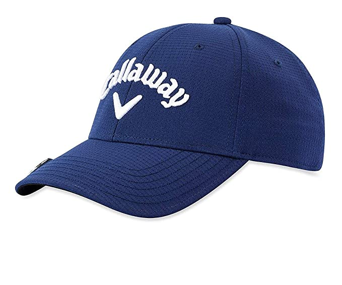 Callaway Stitch Magnet Gorra de béisbol, Azul (Azul Navy 5219087 ...