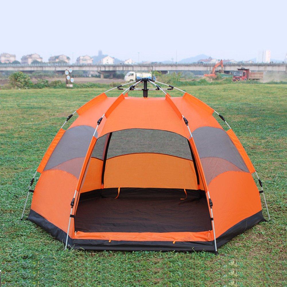 YUMAI Carpa automática/de Apertura rápida/de construcción Libre/de Acampada/de Playa/de Pesca/de Exterior/para Persona Doble Carpa turística de campaña