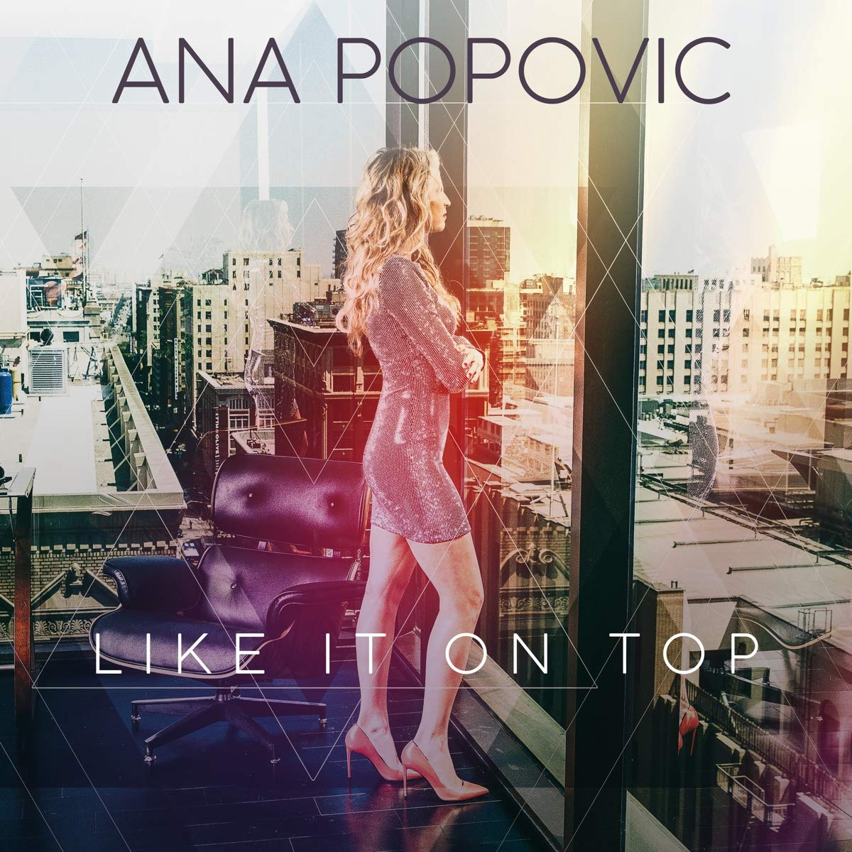 CD : Ana Popovic - Like It On Top (CD)
