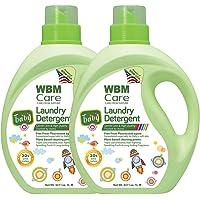 2-Pack Himalayan Glow WBM LLC 1651B Liquid Baby Laundry Fragrance