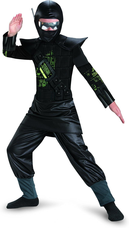 Disguise Inc Boys Ninja Core Classic Costume