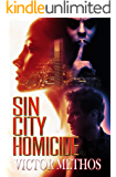 Sin City Homicide - A Thriller (Jon Stanton Mysteries Book 3) (English Edition)