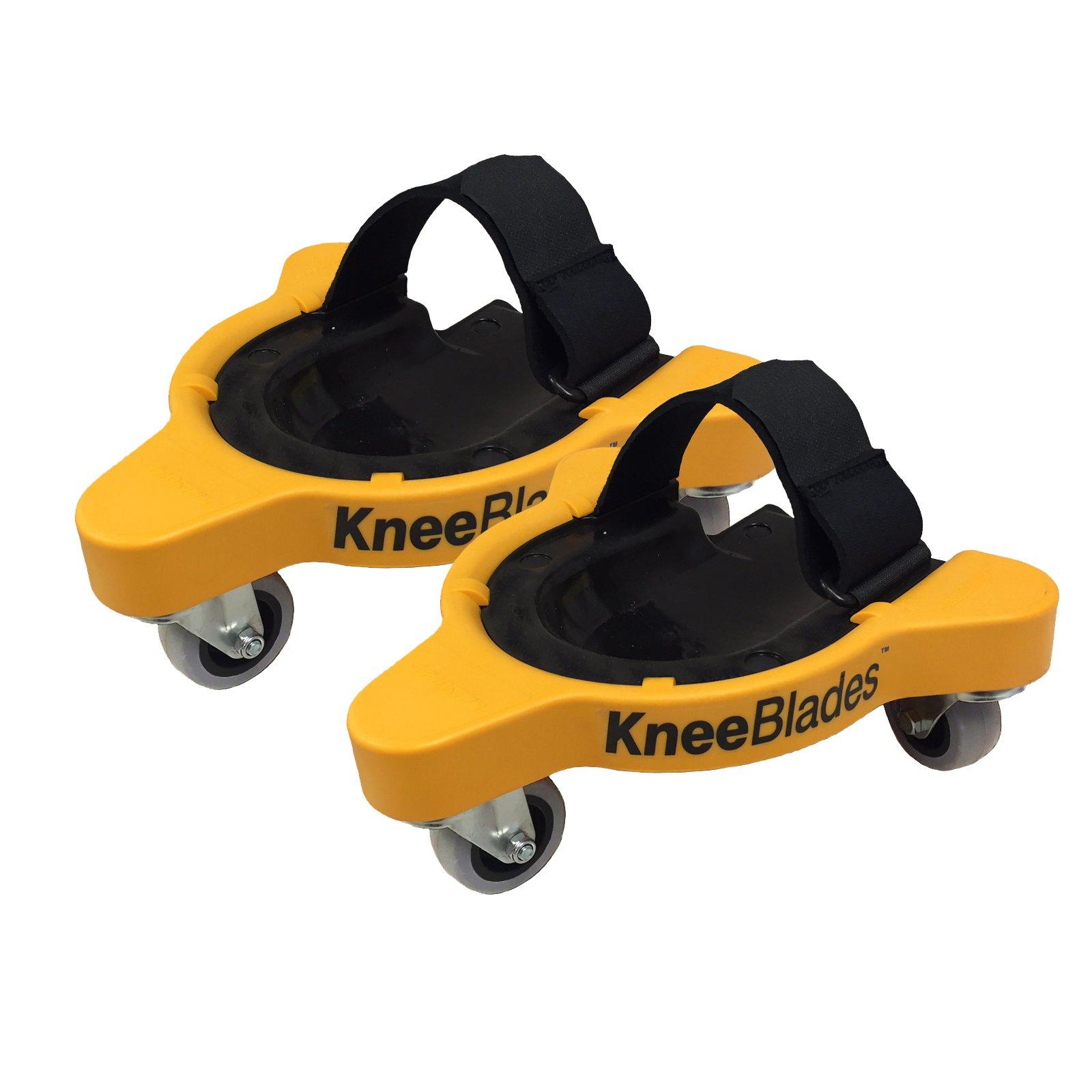 Milescraft 1603 KneeBlades - Rolling Knee Pads by Milescraft