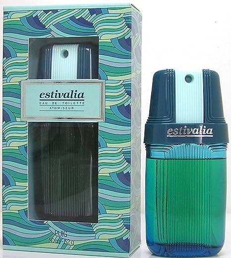 Puig estivalia Eau de Toilette 50 ml spray: Amazon.es: Belleza