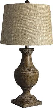 Cory Martin W-6220AG Table Lamp 28 Antique Grey Fangio Lighting