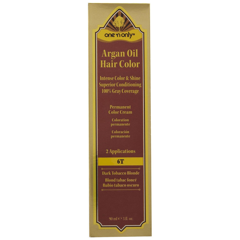 Amazon One N Only 6t Dark Tobacco Blonde Permanent Cream Hair