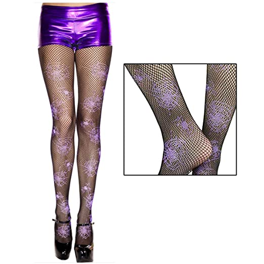 Purple sheer pantyhose images 603