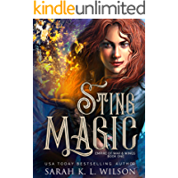 Sting Magic (Empire of War & Wings Book 1) book cover