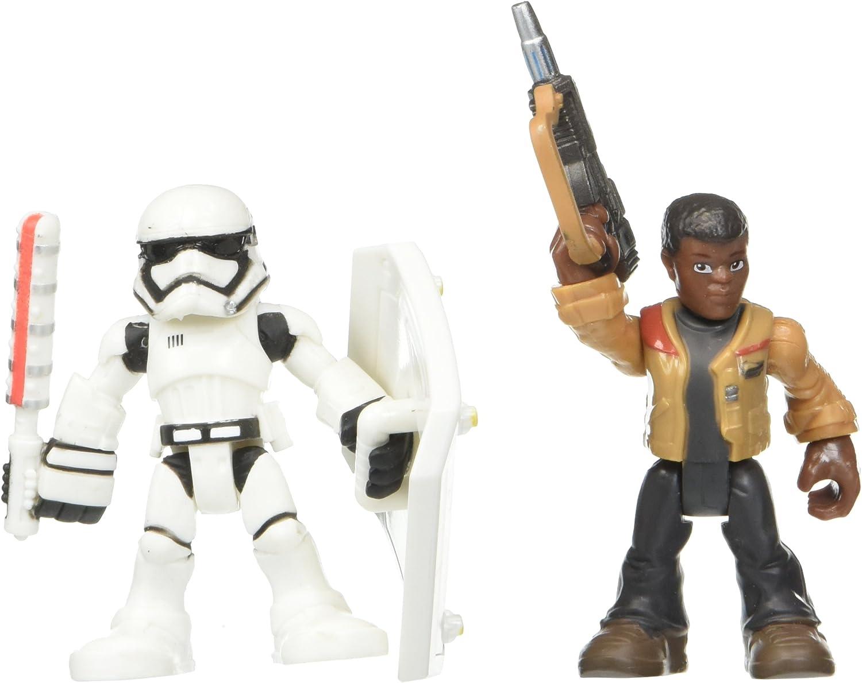 2.5/'/' Stormtrooper Playskool Star Wars Galactic Heroes Action Figures Toys