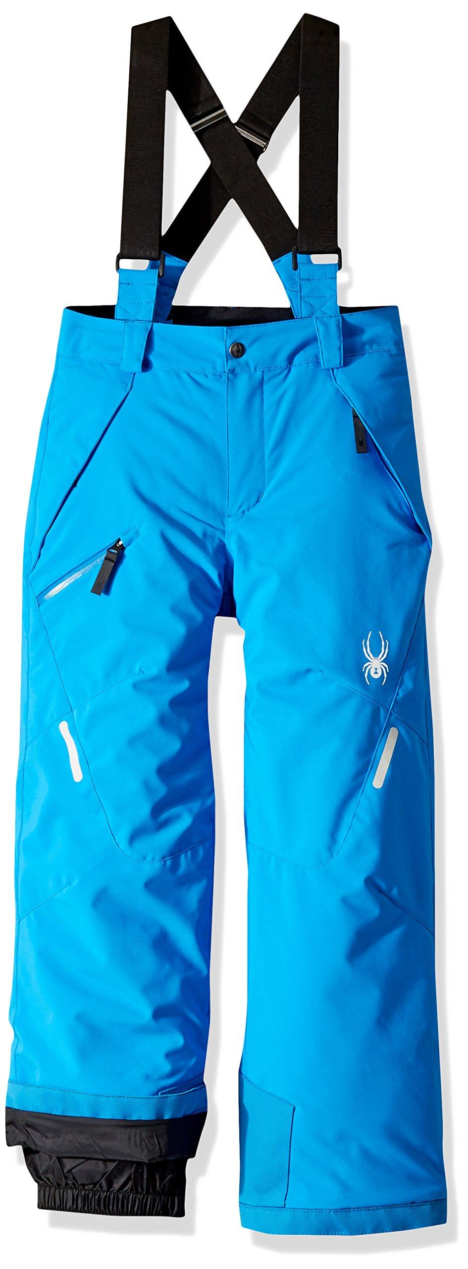 Spyder Boy's Propulsion Ski Pant, French Blue, Size 12