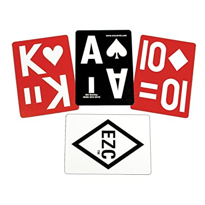EZC Playing Cards: Health & Personal Care