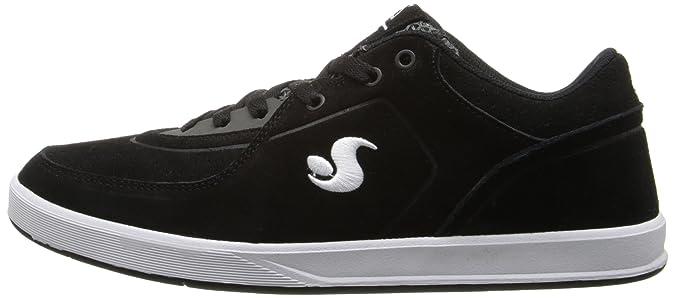 DVS Skateboard Shoes ENDEAVOR BLACK SUEDE