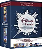 Disney et la France - Coffret Collector : Les Aristochats + La Belle et la Bête + Le Bossu de Notre Dame + Ratatouille