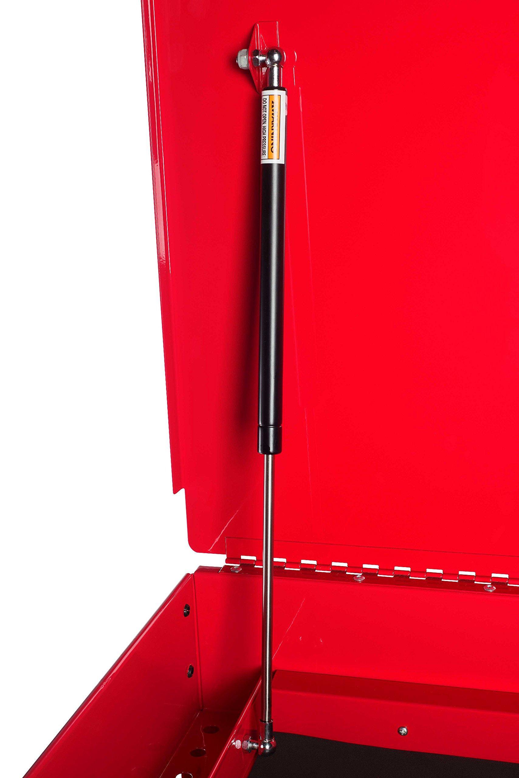 Sunex 8057 Premium Full Drawer Service Red Cart by Sunex Tools (Image #3)