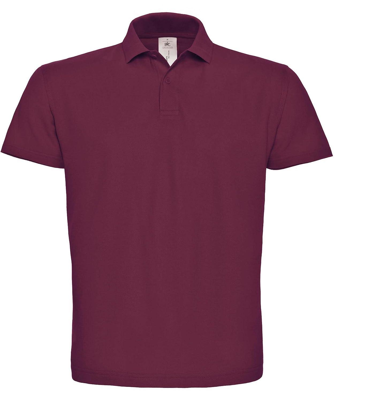 B& C: Piqué Polo Shirt ID.001 PUI10