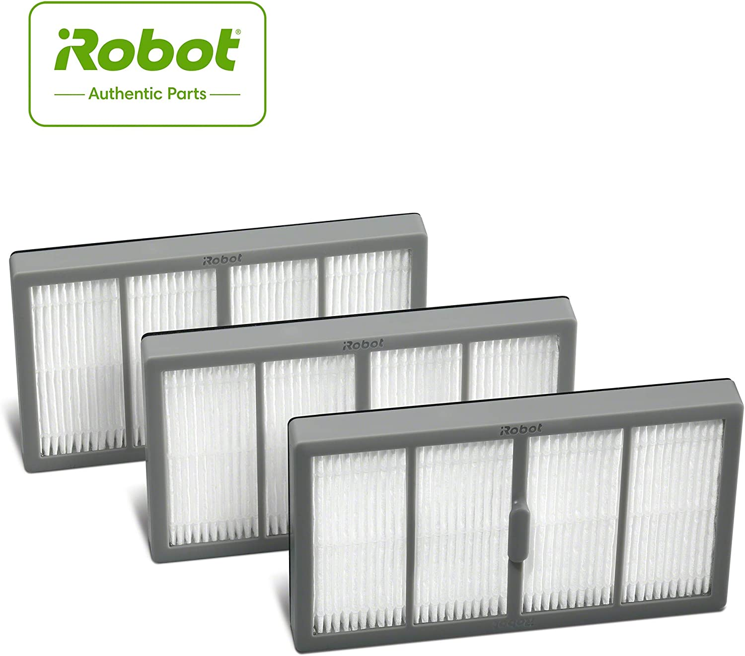 iRobotAuthentic Replacement Parts- Roomba s Series High-Efficiency Filter, (3-Pack)
