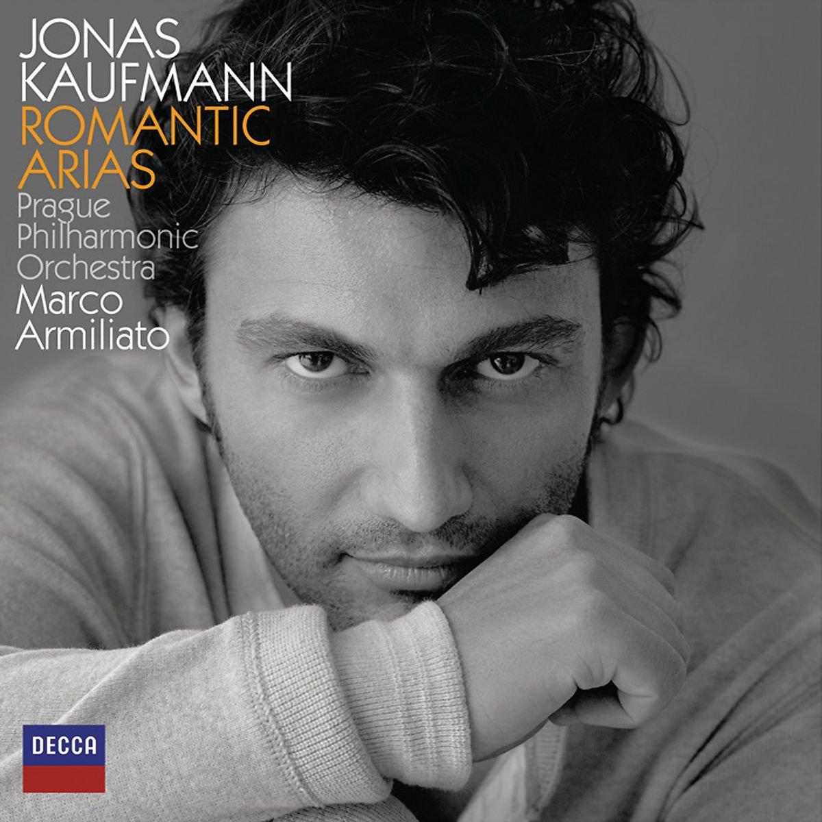 CD : Jonas Kaufmann - Romantic Arias (CD)