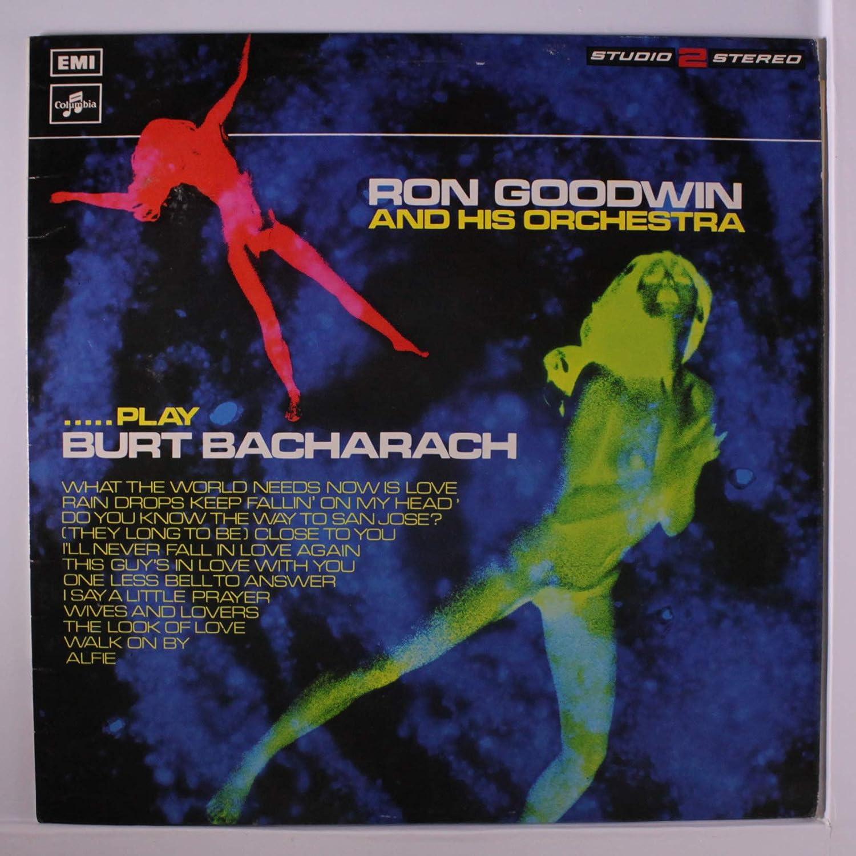 play burt bacharach: RON GOODWIN: Amazon.es: Música