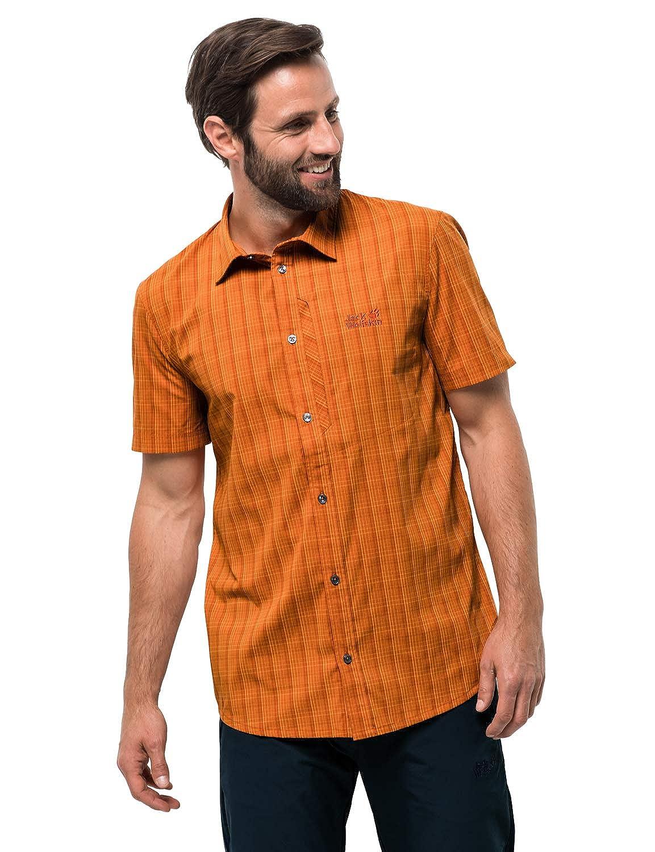 Jack Wolfskin Herren Rays Stretch Vent Shirt Hemd
