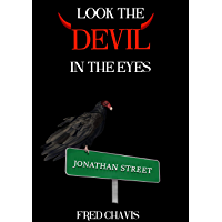 Look The Devil In The Eyes book cover