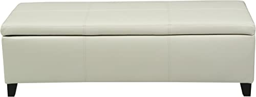 Christopher Knight Home Glouster PU Storage Ottoman