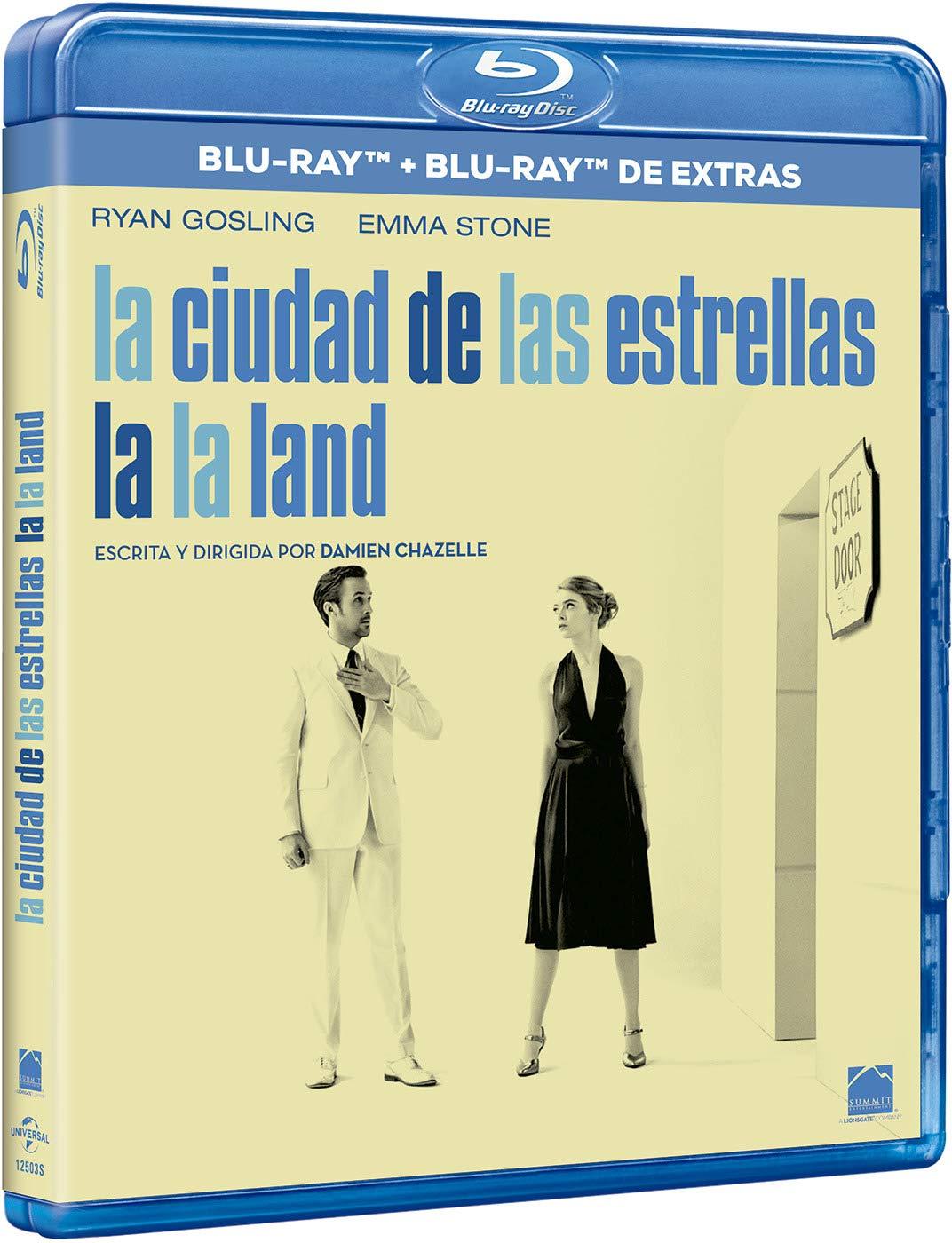 La la land (BD + BD Extras) [Blu-ray]
