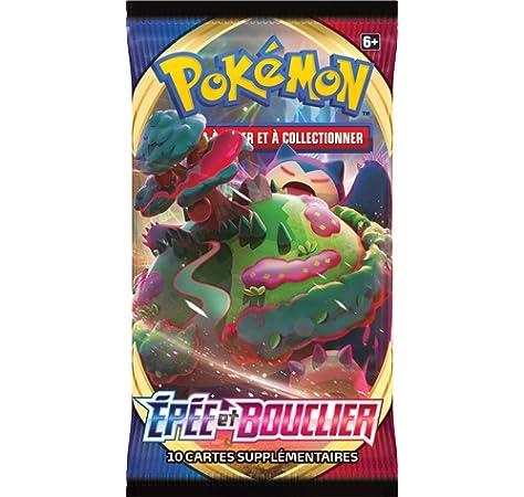 Pokemon Espada y escudo Serie 1 (EB01) - Pack de 3 boosters ...