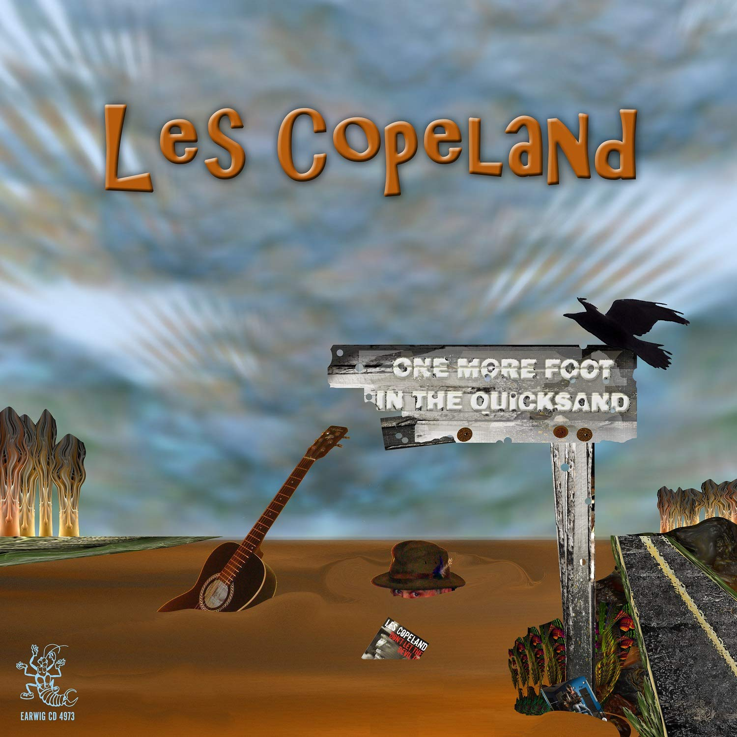 Image result for Les Copeland – One More Foot in the Quicksand