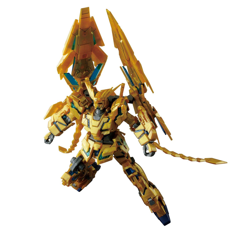 Gundam NT Bluefin Distribution Toys BAN229965 NT. Ver Bandai Hobby HGUC 1//144 #213 Unicorn Gundam 03 Phenex Destroy Mode