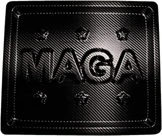 product image for We The People Holsters - Make America Great Again Trump EDC Kydex Dump Tray - MAGA Design Valet Tray for Men - EDC Organizer and Catch-All for Everyday Carry - Keys - Change - Phone (Carbon Fiber)