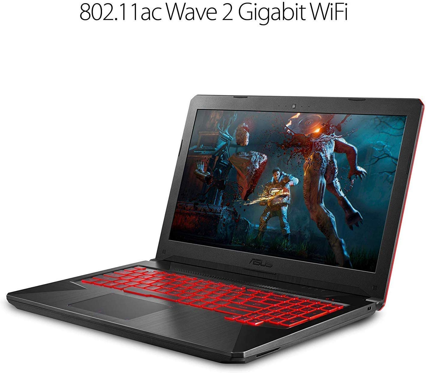 Best Gaming laptop under 1000 :Asus FX504 TUF