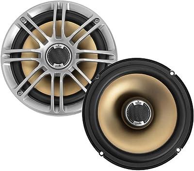 """Polk Audio DB651 6.5"""" 2-way Car Speakers"""