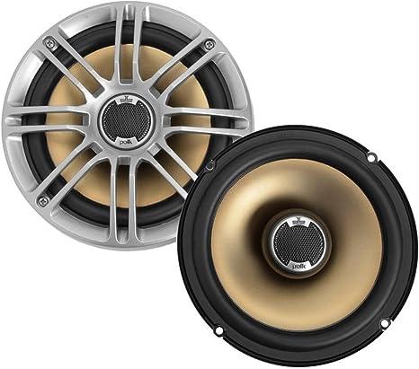 Polk Audio DB651 Marine Certified Car Speakers