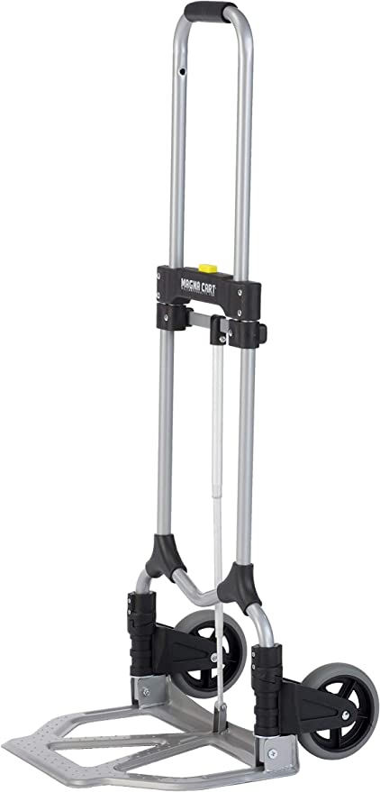 Magna Cart Ideal 150 lbs. Capacity Steel Folding Hand Truck