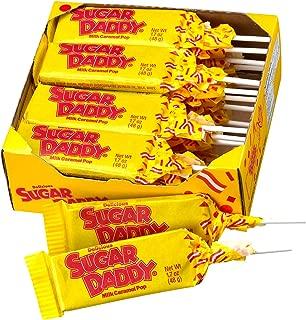 product image for Sugar Daddies Milk Caramel Pops 24-Count of 1.7 Oz. Pops