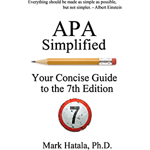 APA Simplified: Your Concise Guide to the 7th Edition