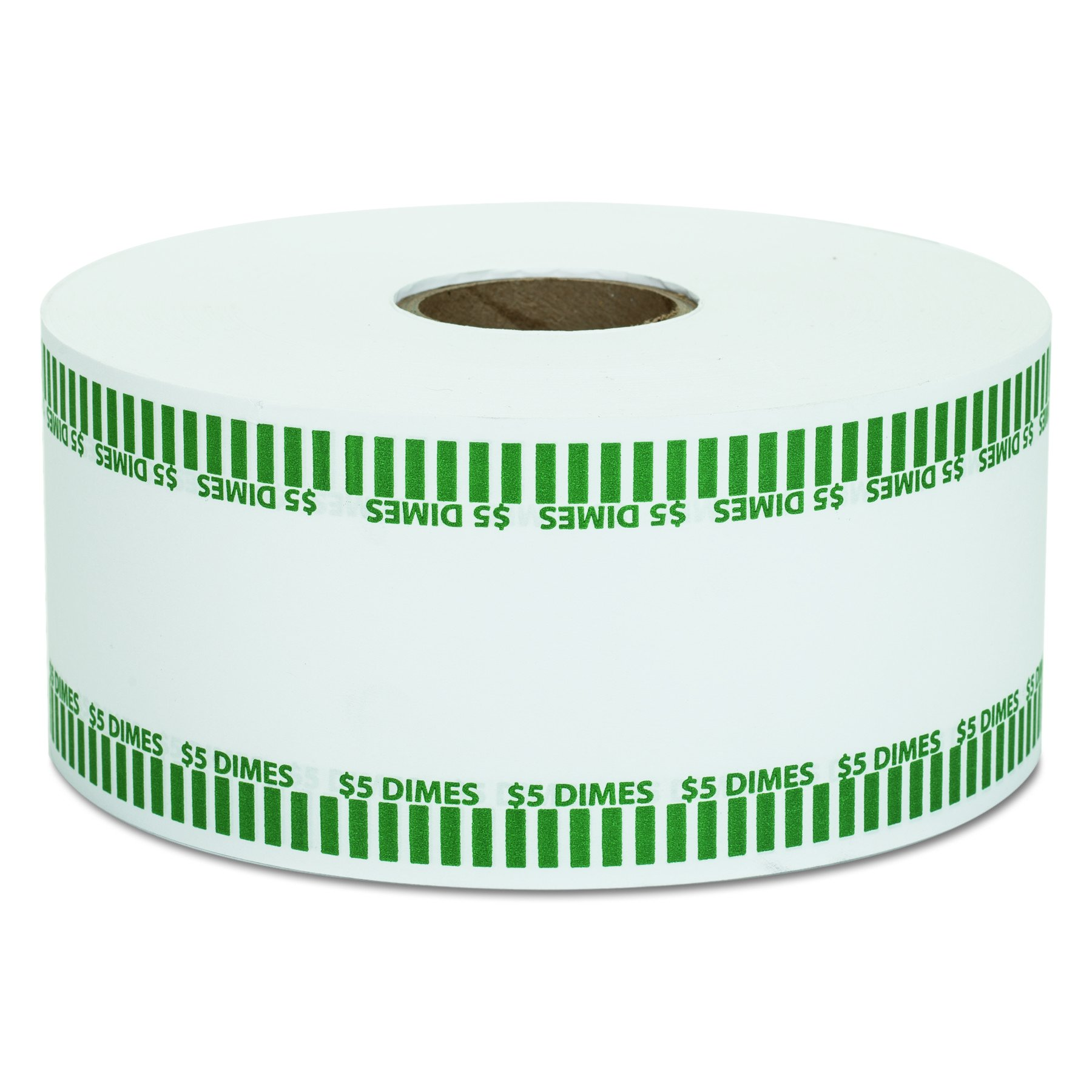 Coin-Tainer 50010 Automatic Coin Rolls, Dimes, 5, 1900 Wrappers per Roll by MMF Industries (Image #1)