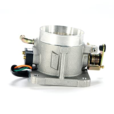 BBK 1501 70mm Throttle Body - High Flow Power Plus Series for Ford Mustang 5.0L: Automotive