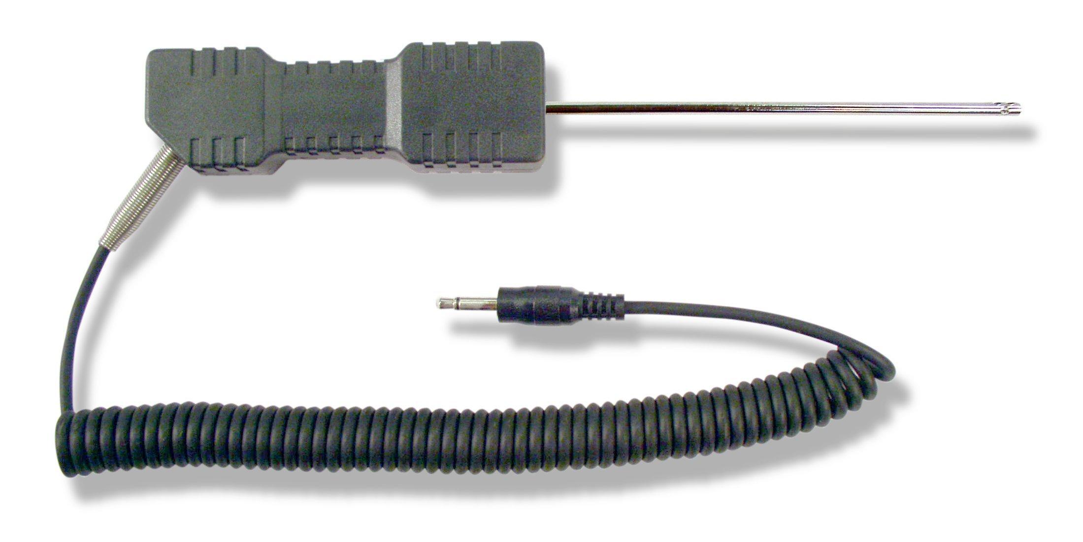 Cooper-Atkins 5005 Air Thermistor Probe, 4'' Shaft Length