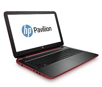 """HP Pavilion 15-p262ns Negro, Rojo Portátil 39,6 cm (15.6"""""""