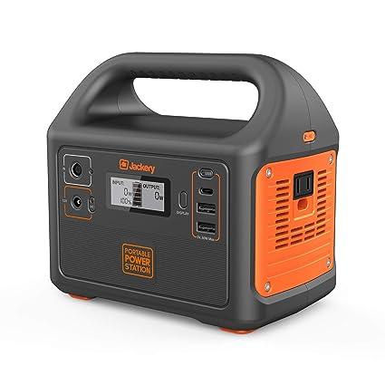 amazon com jackery portable power station generator explorer 160