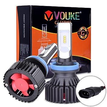 """HOT ROD Pair 7/"""" H4 Halogen Conversion Headlight Headlamps Pilot KIT CAR"""