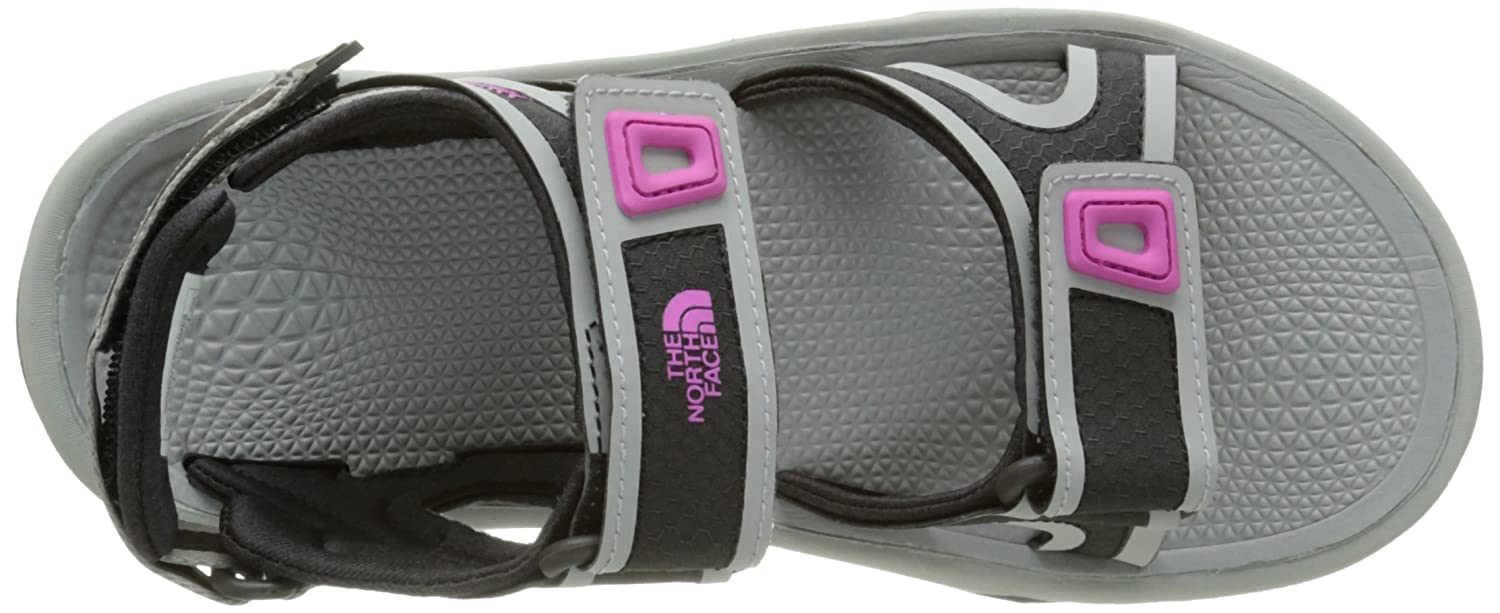 The North Face Grau Damen W Hedgehog II Slingback Sandalen Grau Face (Hbh-paloma Grau/Raspberry Rose) b6ca46